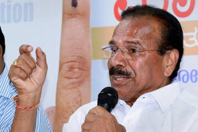 D. V. Sadananda Gowda